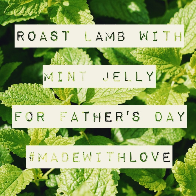 Father's Day Lamb